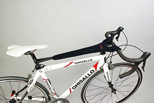 Minoura | Safe-T Net 2 Bicicleta de entrenamiento Sweat Net