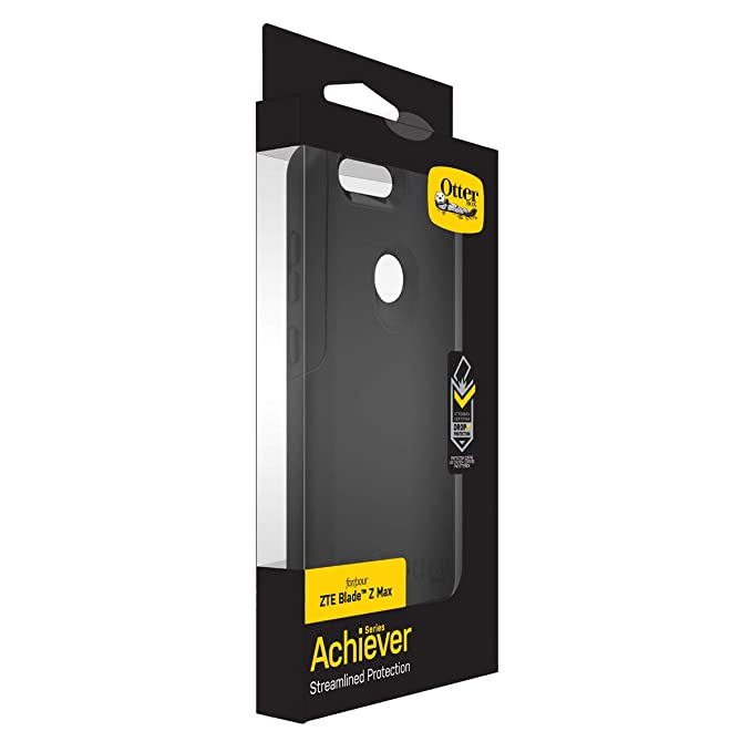 huge selection of c9e4d c7f92 OtterBox Achiever Series Case Compatible with Streamline ZTE-Blade Z-Max