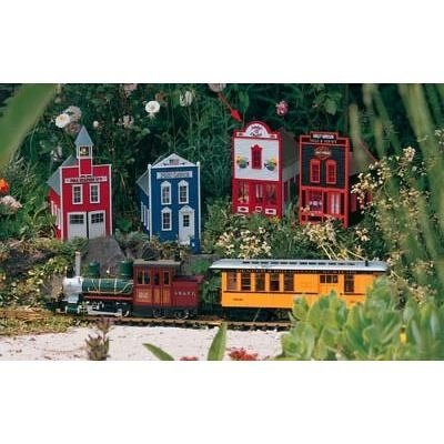 PIKO G SCALE MODEL TRAIN BUILDINGS - SANDY'S CANDIES - 62212