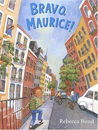 book cover of Bravo, Maurice!