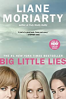 Big Little Lies Liane Moriarty ebook product image