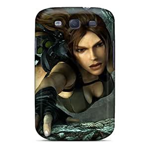 Galaxy S3 Case Cover Tomb Raider Case - Eco-friendly Packaging