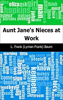 Aunt Janes Nieces at Work ebook