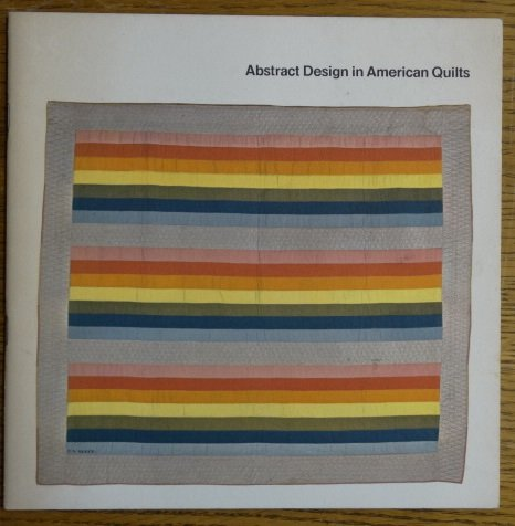 - Abstract design in American quilts.
