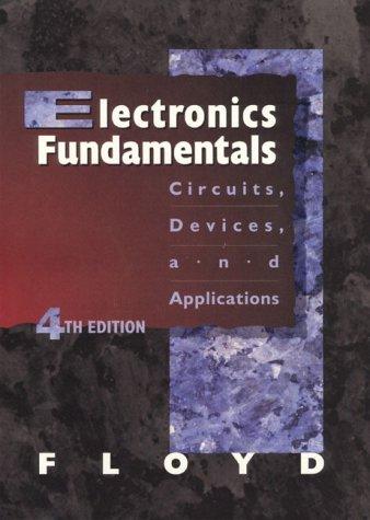 Download Electronics Fundamentals and Experiments: Circuits