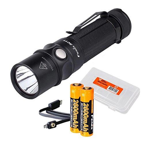 Rechargeable Flashlight Charging LumenTac Organizer