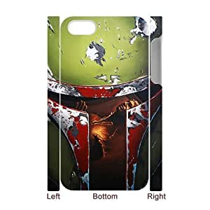 HOPPYS Diy hard Case Star Wars Soldier customized 3D case For Iphone 4/4s
