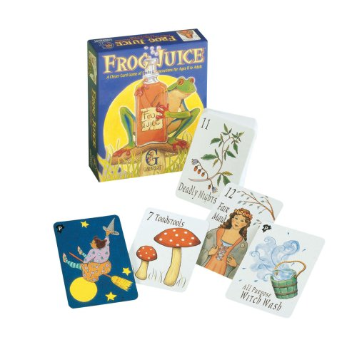 Gamewright 202 Frog Juice