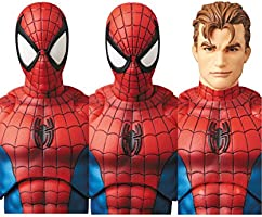 MAFEX Mafex No.075 Spiderman Comic Version Non Scale Painted Action Figure