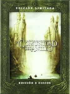 El Señor De Los Anillos: La Comunidad Del Anillo (Edición Limita [DVD]
