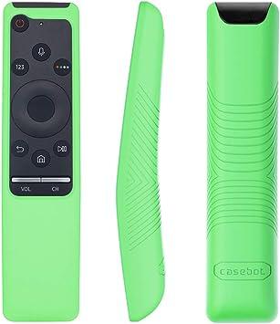 Fintie - Carcasa de silicona para Samsung Smart TV BN59 Series, peso ligero, a prueba de golpes, antideslizante: Amazon.es: Electrónica