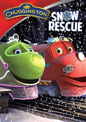 DVD : Chuggington: Snow Rescue (DVD)
