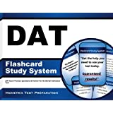 DAT Flashcard Study System: DAT Exam Practice Questions and Review for the Dental Admission Test