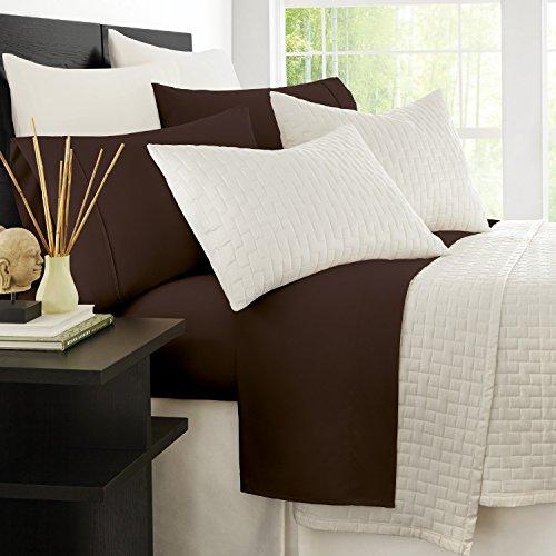 Zen Bamboo Luxury Bed Sheets - Eco-friendly, Hypoallergenic