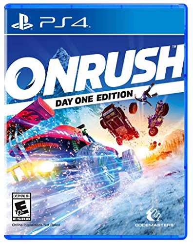 Onrush - PlayStation 4 (Best Arcade Games On Ps4)