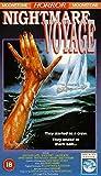 Blood Voyage [VHS]