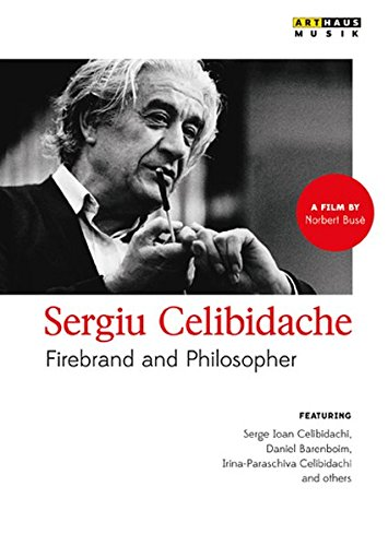 Price comparison product image Firebrand and Philosopher: Celibidache