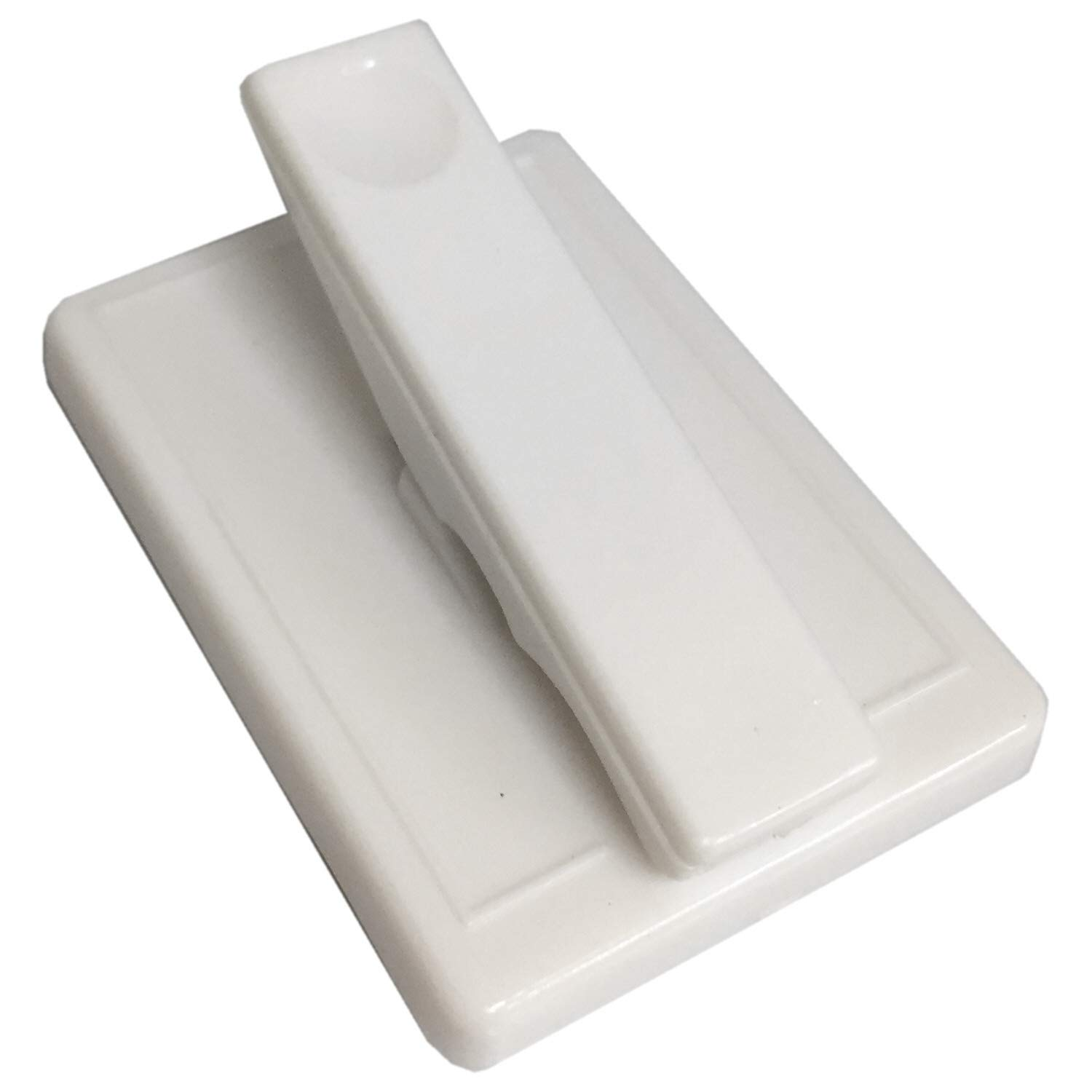 Linx Bill Ticket Clips Self Adhesive 48 x 32mm White Pack of 4