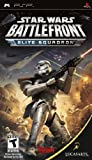 Star Wars: Battlefront: Elite Squadron - PlayStation Portable Standard Edition