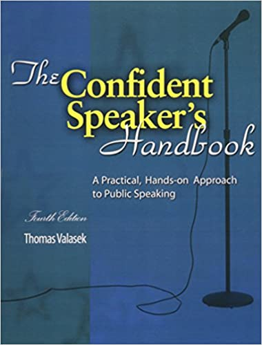 The confident speakers handbook a practical hands on approach the confident speakers handbook a practical hands on approach to public speaking 4th edition fandeluxe Images