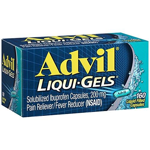 Advil Liqui-Gels Pain Reliever