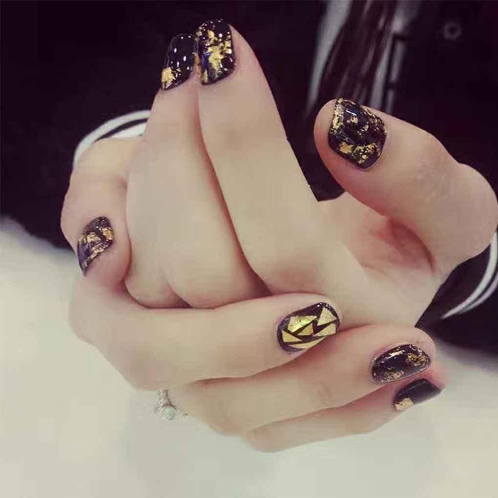 Aiming Lámina de Papel Etiqueta engomada del Brillo de uñas UV Arte Diseño del Polaco del Gel Productos para Las uñas Herramientas para la decoración: ...