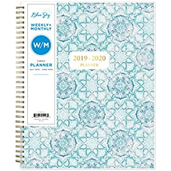 Amazon.com : Blue Sky 2019-2020 Academic Year Teachers ...