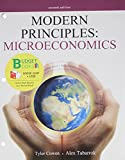 Modern Principles of Microeconomics (loose Leaf) and LaunchPad Six Month Access Card 2nd Edition