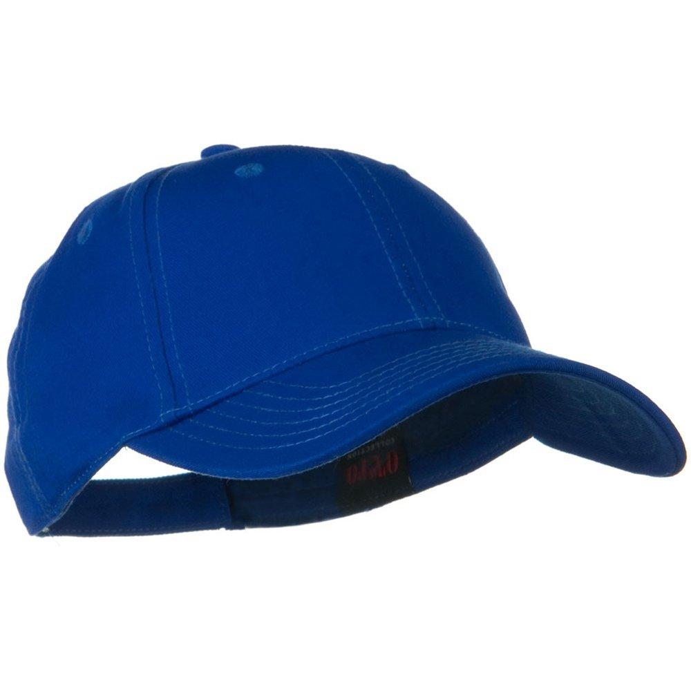 Superior Cotton Twill Low Profile Strap Cap