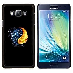 LECELL--Funda protectora / Cubierta / Piel For Samsung Galaxy A7 A7000 -- AGUA CONTRA INCENDIOS --