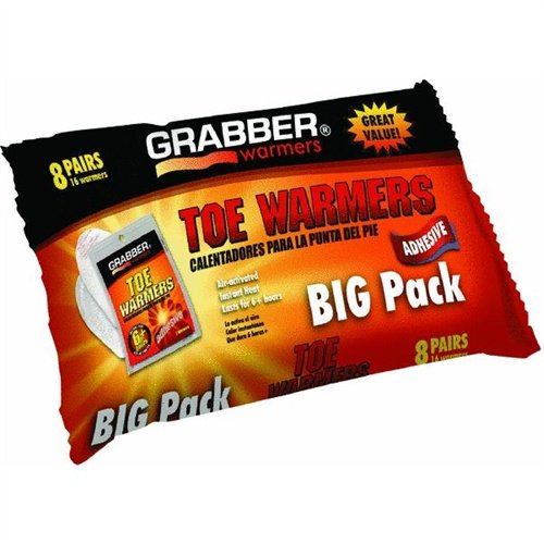 Toe Warmers - 8 Pack - OneSize -