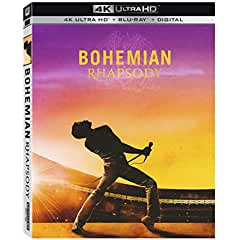 Bohemian Rhapsody debuts on Digital Jan. 22 and on 4K, Blu-ray and DVD Feb. 12 from Fox