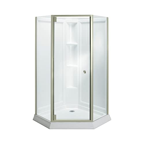 Shower Enclosure Kits Amazon Com
