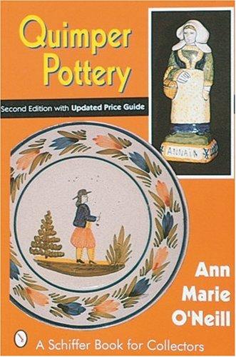 Quimper Pottery - 2