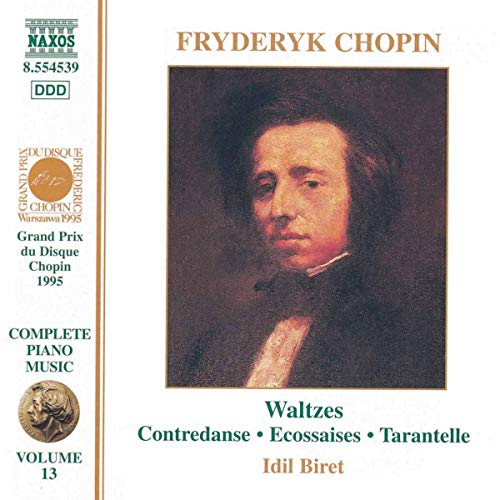 Chopin: Waltzes / Contredanse / Ecossaises