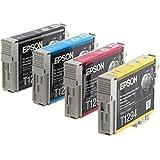 Epson Durabrite T1295 (Apple) Genuine Ink Cartridges