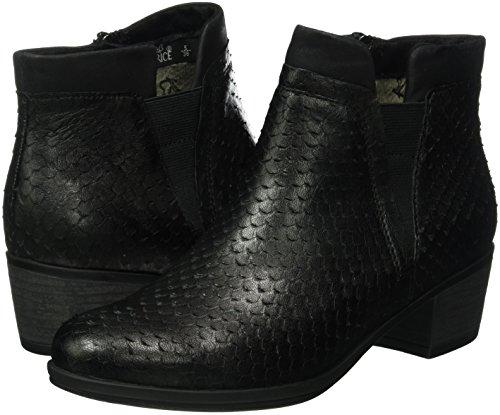Black Caprice Femme Iaqxxx 10 Noir 25317 Classiques Bottes Reptile 0Ow01vrq