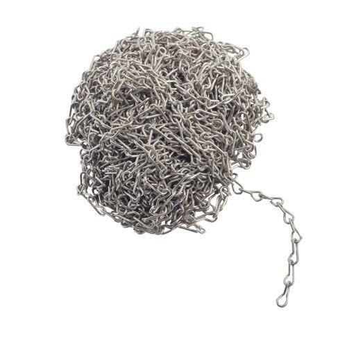 Brady 98859, Stainless Steel Jack Chain, 4 Box of 50 Feet by Brady