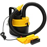 MD Group Vacuum Cleaner Car Wet/Dry Vac 12V Portable Hand Held Inflator Turbo for Car Shop