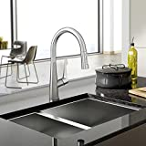 Hansgrohe Kitchen Faucets Hansgrohe Talis M Pull Down Kitchen Faucet