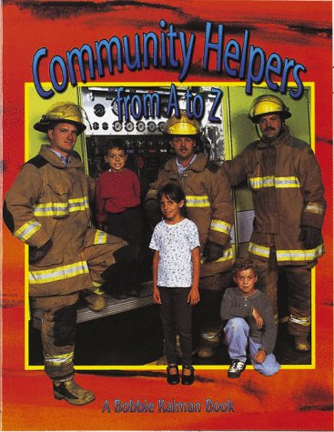 Community Helpers from A to Z (Alphabasics)