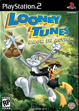 Looney tunes back in action amazon pc video games looney tunes back in action voltagebd Choice Image