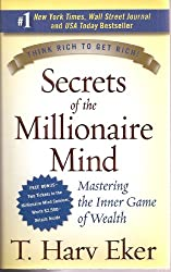 Secrets of the Millionaire Mind: Mastering the Inner Game of Wealth - With Cd (Signed Copy)
