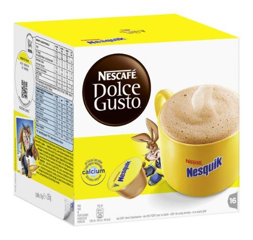 Nescafé Dolce Gusto Nesquik, 3er Pack (48 Kapseln)