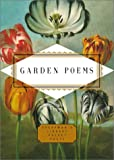 Garden Poems: Pocket Poets (Pocket Poets Series)