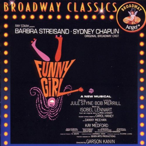 Funny Girl (1964 Original Broadway Cast) (Merrill Bob)