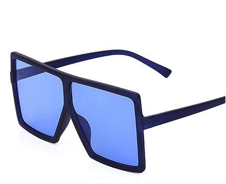 shengbuzailai Gafas de sol cuadradas para mujer Moderno con ...