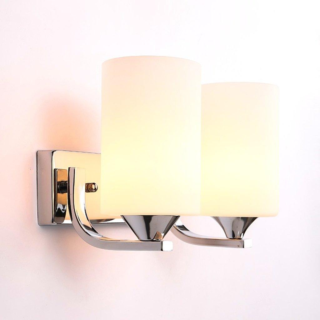 YLIAN ウォールライトモダンランプベッドルームライトクリエイティブリビングルームウォールライトレストランホテルライト白熱灯、省エネランプ、LED B07TQMCTPX