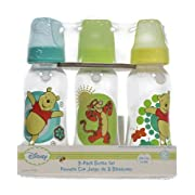 Winnie the Pooh  Jumping Joyful  3-Pack Bottles - blue/yellow, one size