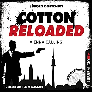 Vienna Calling (Cotton Reloaded 44) Hörbuch